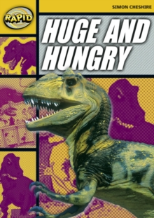 Image for Rapid Reading: Huge and Hungry (Stage 4, Level 4A)