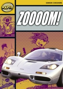 Image for Rapid Reading: Zoooooom! (Stage 4, Level 4A)