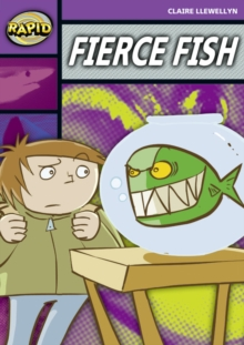 Image for Fierce fish