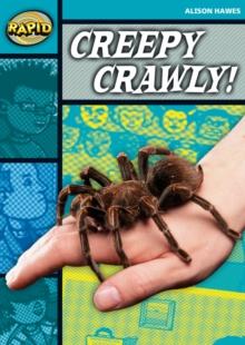 Image for Creepy crawly!