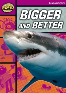 Image for Rapid Reading: Bigger and Better (Starter Level 1B)