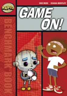 Image for Rapid Reading: Game On! (Starter Level 1B)