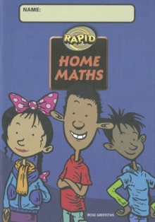 Image for Rapid Maths: Stage 2 Home Maths