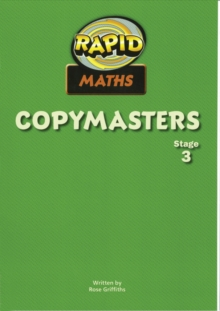 Image for Rapid mathsStage 3,: Teaching guide