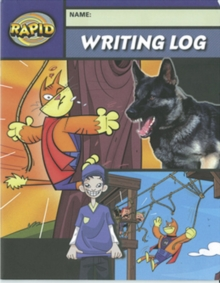 Image for Rapid Writing: Writing Log 1 6 Pack