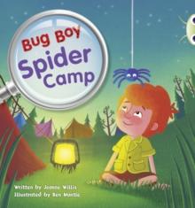 Image for Bug Club Yellow C/1C Bug Boy: Spider Camp