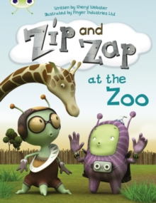 Image for Bug Club Guided Fiction Year 1 Yellow C Zip and Zap at the Zoo