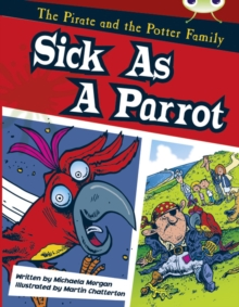 Image for Bug Club Guided Fiction Year Two Gold B Sick as a Parrot