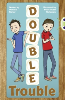 Image for Bug Club Independent Fiction Year 3 Brown A Double Trouble