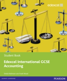 Image for Edexcel IGCSE accounting: Student book
