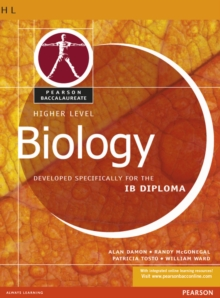 Image for Higher level (plus Standard level options) biology