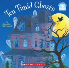 Image for Ten Timid Ghosts