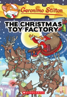 Image for The Christmas toy factory