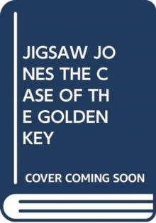 Image for JIGSAW JONES THE CASE OF THE GOLDEN KEY