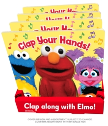 Image for Clap Along with Elmo! 4-Copy Counter Display Fall 2018
