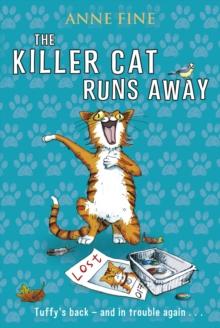 Image for The killer cat runs away