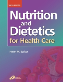 Image for Nutrition and dietetics for health care