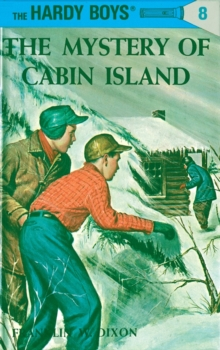 Image for Hardy Boys 08 : the Mystery of Cabin Island