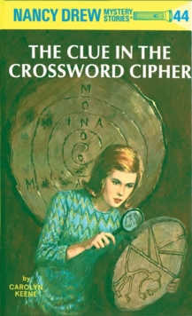 Image for Nancy Drew 44: the Clue in the Crossword Cipher