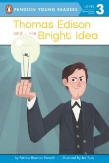 Image for Thomas Edison and his bright idea