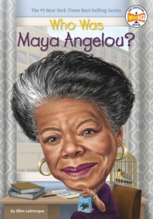 Image for Who was Maya Angelou?