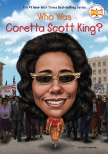 Image for Who was Coretta Scott King?