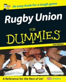 Image for Rugby union for dummies