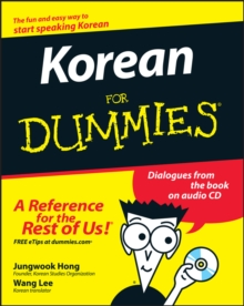 Image for Korean for dummies