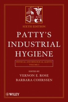 Image for Patty's industrial hygieneVolume 3