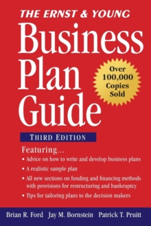 Image for The Ernst & Young business plan guide