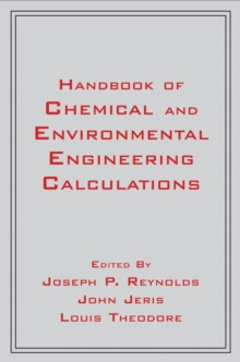 Image for Handbook of Chemical and Environmental Engineering Calculations