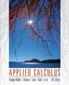 Image for Applied calculus