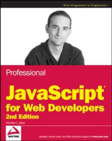 Image for Professional JavaScript for Web developers