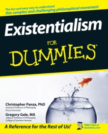 Image for Existentialism for dummies