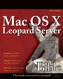 Image for Mac OS X Leopard Server Bible