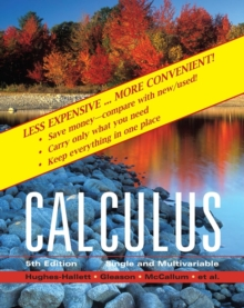 Image for Calculus : Single and Multivariable, Fifth Edition Binder Ready Version
