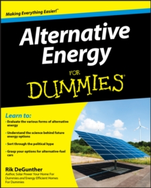 Image for Alternative energy for dummies
