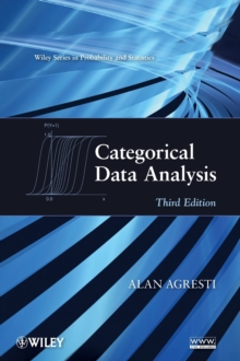 Image for Categorical data analysis