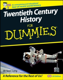 Image for Twentieth century history for dummies