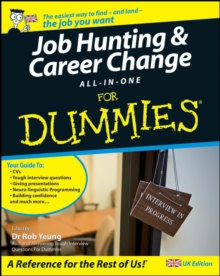 Image for Job-hunting & career change all-in-one for dummies