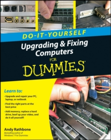 Image for Upgrading and fixing computers do-it-yourself for dummies