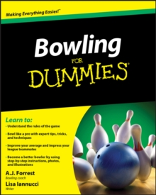 Image for Bowling for dummies