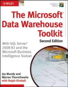 Image for The Microsoft data warehouse toolkit  : with SQL Server 2008 R2 and the Microsoft business intelligence toolset