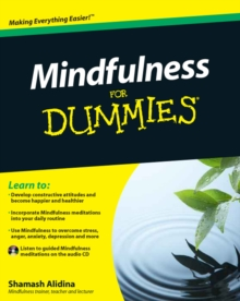 Image for Mindfulness for dummies