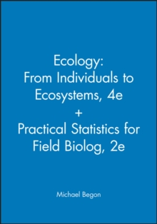 Image for Ecology  : from individuals to ecosystems