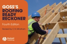 Image for Goss's roofing ready reckoner: metric cutting and sizing tables for timber roof members.