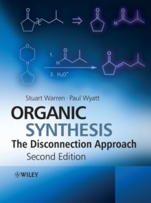 Image for Organic synthesis  : the disconnection approach