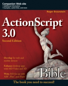 Image for ActionScript 3.0 bible
