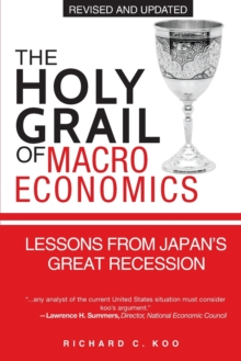 Image for The Holy Grail of macroeconomics  : lessons from Japan's great recession