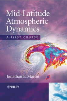 Image for Mid-latitude atmospheric dynamics  : a first course